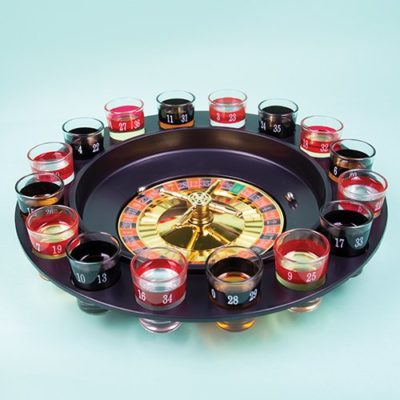 Fizz Creations Shot Roulette