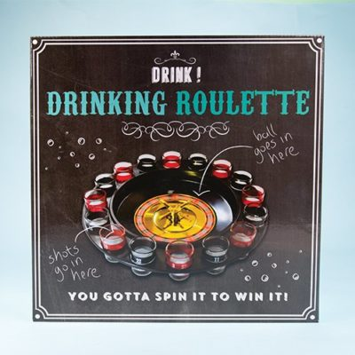 Fizz Creations Party! Drinking Roulette