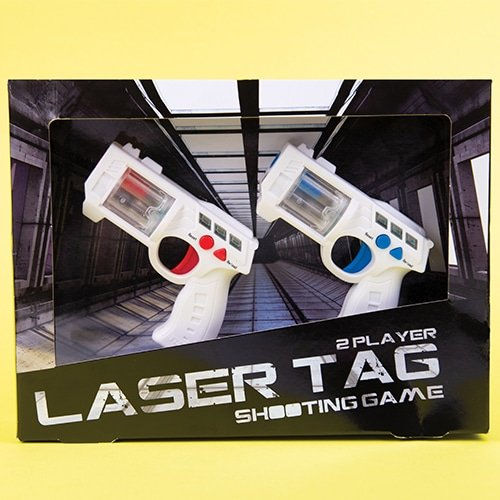 Fizz Creations Laser Tag box