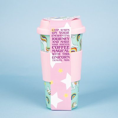Fizz Creations Unicorn Travel Mug
