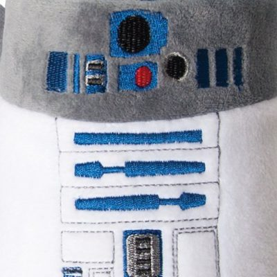 Star Wars R2D2 Slippers Large