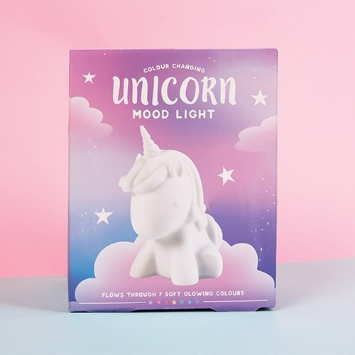 Fizz Creations Unicorn Mood Light Box