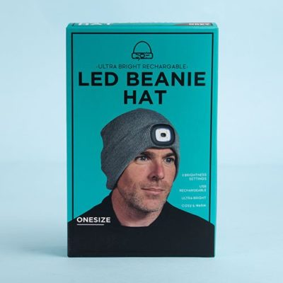 Fizz Creations LED Beanie Hat