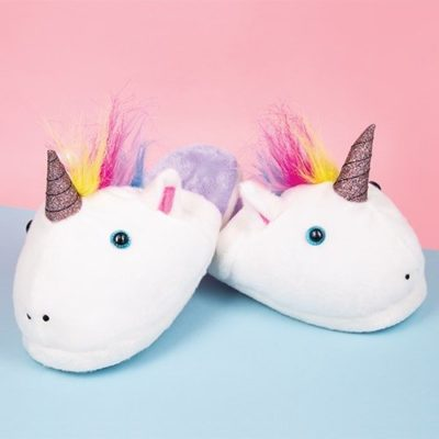 Fizz Creations Unicorn Slippers