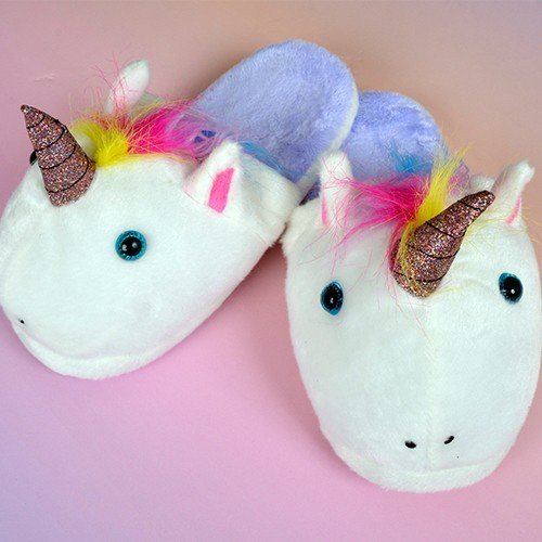 Unicorn Slippers  808536c24
