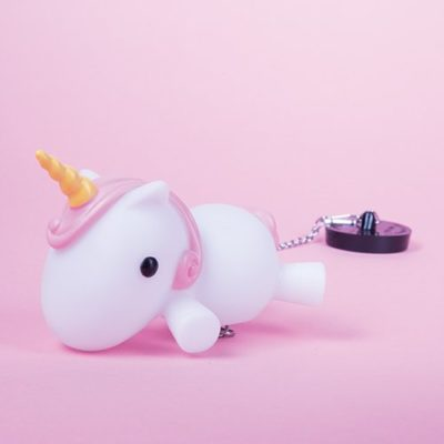 Fizz Creations Unicorn Bath Plug