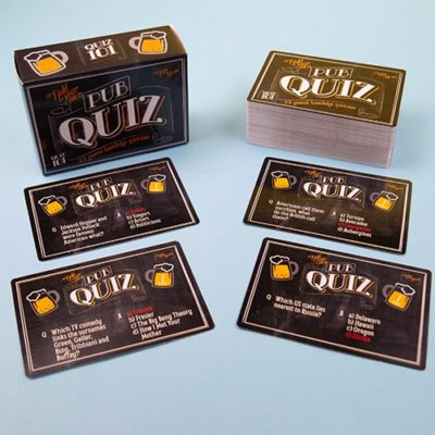 Fizz Creations Quiz 101 Pub Quiz