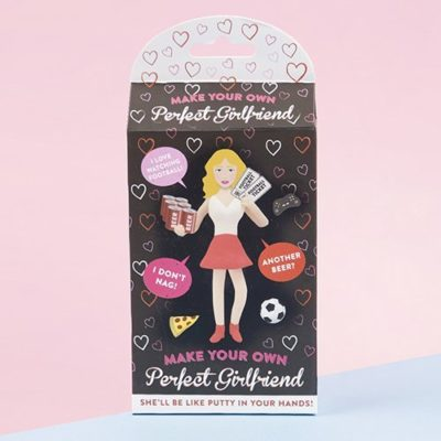 Fizz Creations Make Your Own Girlfriend Packaging