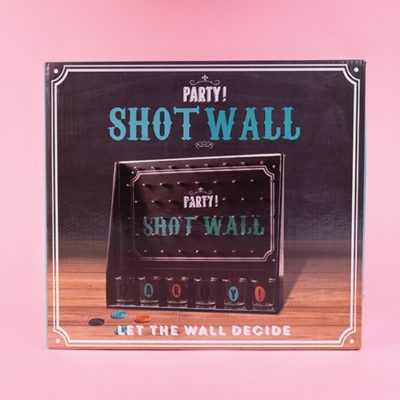 Fizz Creations Party! Shot Wall Box