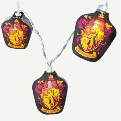 Harry Potter Gryffindor String Lights