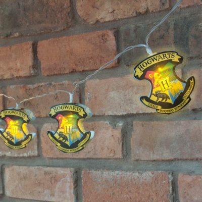 Harry Potter Hogwarts String Lights