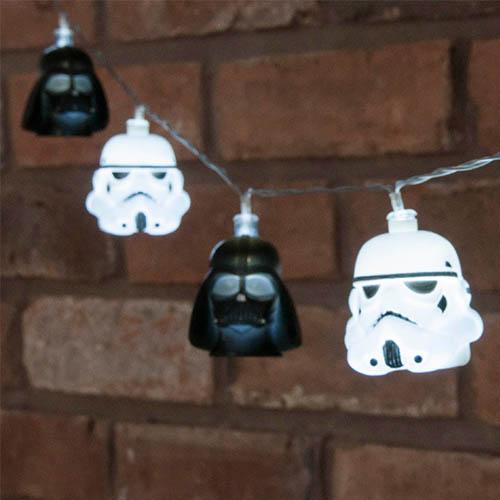 Star Wars Mixed Darth Vader And Stormtrooper 3d String