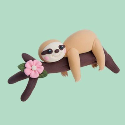 Fizz Creations Make Your Own Sloth