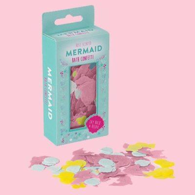 Fizz Creations Mermaid Bath Confetti