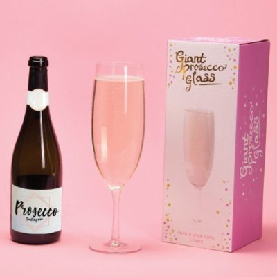 Fizz Creations Giant Prosecco Glass