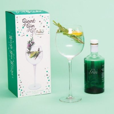 Fizz Creations Giant Gin Glass