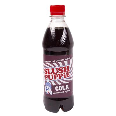 Fizz Creations Slush Puppie Cola Syrup 500ml