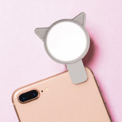 Fizz Creations Cat Selfie Light