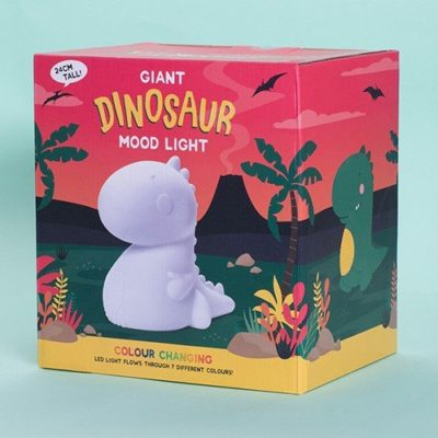 Fizz Creations Giant Dinosaur Mood Light Packaging