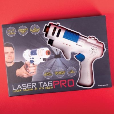 Fizz Creations Laser Tag Pro Packaging