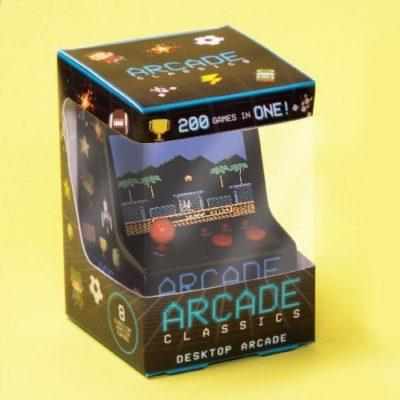 Fizz Creations Desktop Arcade Game Packaging