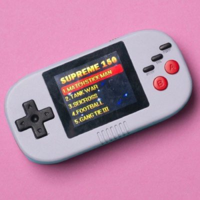 Fizz Creations Mini Handheld Arcade Console