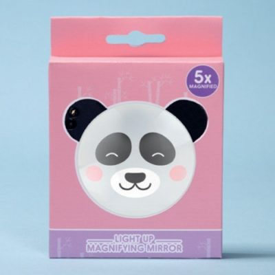 Fizz Creations Panda Light Up Mirror Packaging