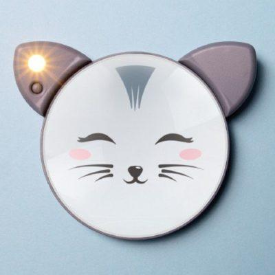 Fizz Creations Cat Light Up Mirror