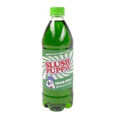 Fizz Creations Slush Puppie Green Apple Syrup