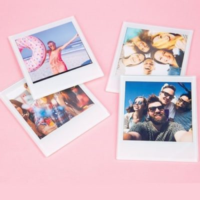 Fizz Creations Moments Photo Coasters