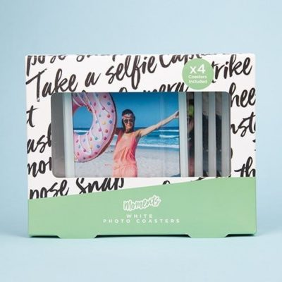 Fizz Creations Moments Photo Coasters Packaging