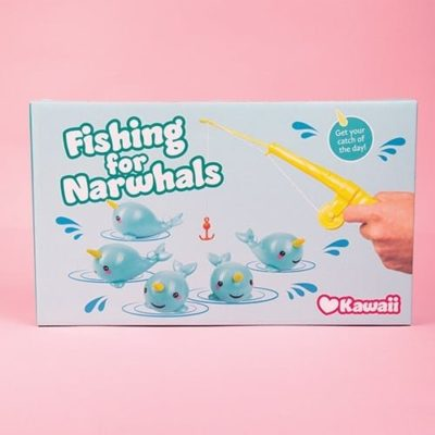 Fizz Creations Fishing for Narwhals