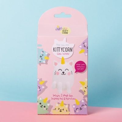 Fizz Creations Kittycorn Make Your Own Dough Character Packaging