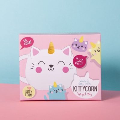 Fizz Creations Kittycorn Mug Packaging