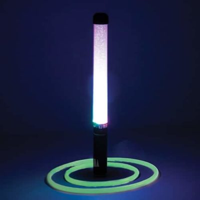 Fizz Creations Summer Nights Light up Ring Toss lit up