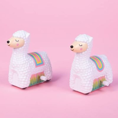Fizz Creations wind up llamas