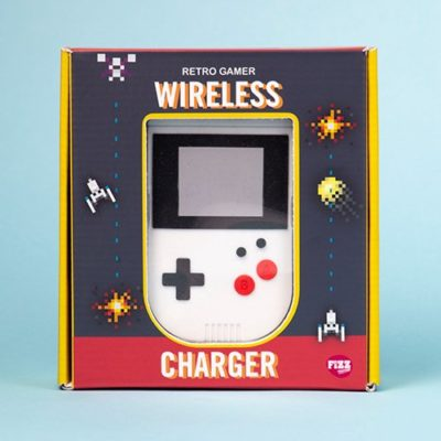 Fizz Creations Wireless Charger Retro Gamer Pack