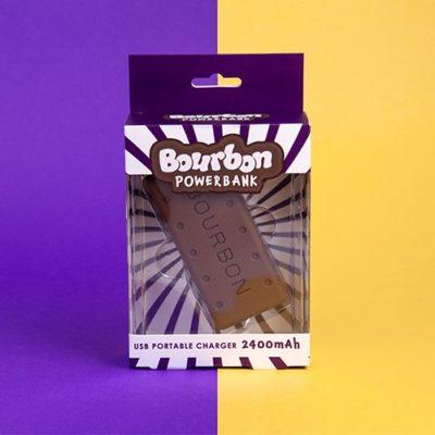 Fizz Creations Bourbon Biscuit Power Bank