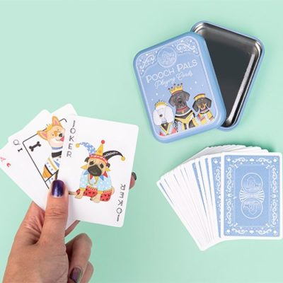 Fizz Creations Dog Playing Cards