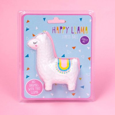Fizz Creations Happy Llama Stress Ball