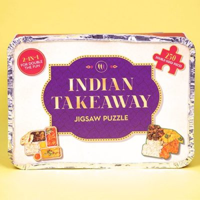 Fizz Creations Indian Takeaway novelty puzzle