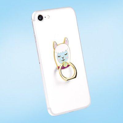 Fizz Creations Phone Ring Llama