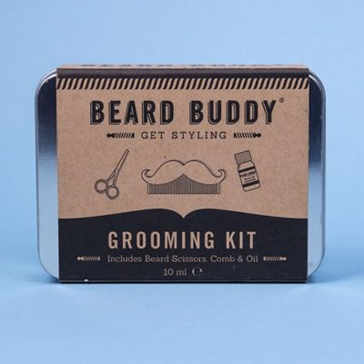 Fizz Creations Beard Buddy Grooming Kit Packaging