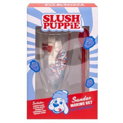Fizz Creations Slush Puppie Sundae Set Blue Raspberry Pack