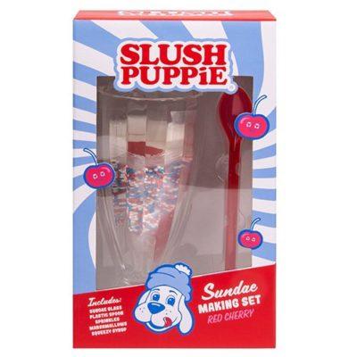 Fizz Creations Slush Puppie Sundae Set Red Cherry Pack