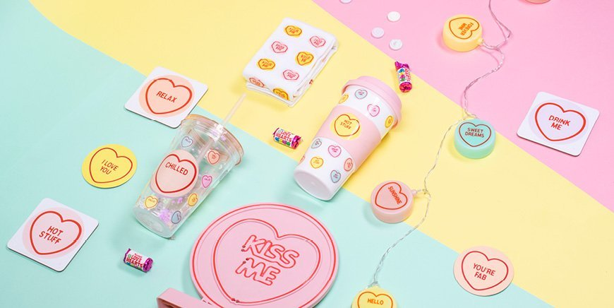 Love Hearts Header