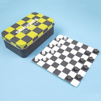 Fizz Creations Magnetic Draughts Travel Game