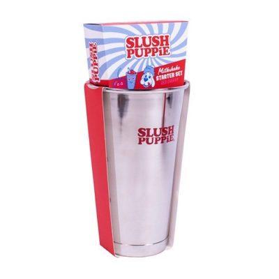 Slush Puppie Red Cherry Milkshake Set