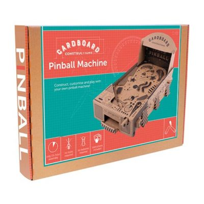 Fizz Creations Build Your Own Pinball Machine