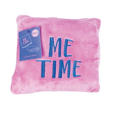 Fizz Me Time Pillow Set